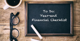 Few Things To Know About Financial Year End
