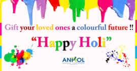 This Holi, Add Right Colours To Your Wealth!
