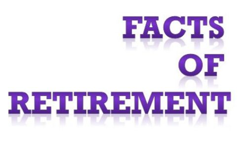 Facts Of Retirement