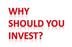 Why Should You Invest?